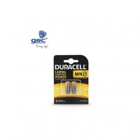 009000140 - 5000394203969 Pilha alcalina Duracell MN21 (3LR50) Blister 2