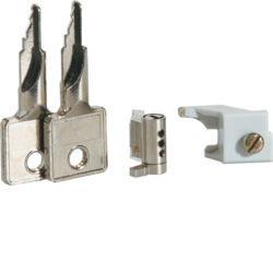 02 - VZ311 - 3250616663114 Fechadura c/chave p/alfa e vector HAGER
