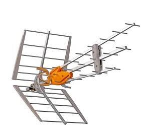 149942 -8424450185049 TELEVES - Antena Terrestre DAT BOSS UHF (C21-60) G 17dBi BOSS OFF, G 45dBi BOSS ON (Embalagem coletiva)