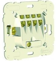 21174 - 5603011044930 ROSETA COM 4 LIGADORES EFAPEL