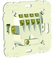 21174 - ROSETA COM 4 LIGADORES EFAPEL 5603011044930