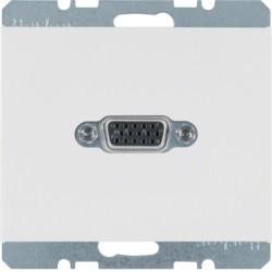3315407009 - K.1/K.5 - tomada VGA, branco BERKER EAN:4011334330301