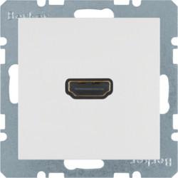 3315428989 - S.1/B.x - tomada HDMI, branco BERKER EAN:4011334341727