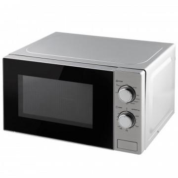 33763 - MICROONDAS KUKEN 700W 20L c/ grill INOX
