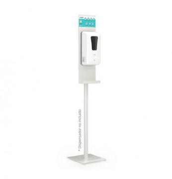 500090001 - Suporte para dispensador de gel hidroalcoólico 8433373039414