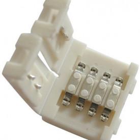 União para fitas de LED do tipo SMD5050 de 10mm