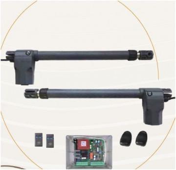 Kit Portões de Batente até 3,5m por folha RAM600-3 AUTOMAT EASY