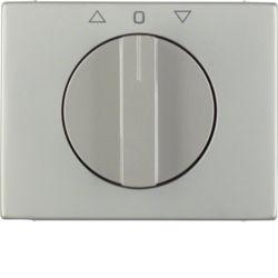 BERKER - 1077710400 - K.1/K.5 - botão rotativ. estor., inox 23