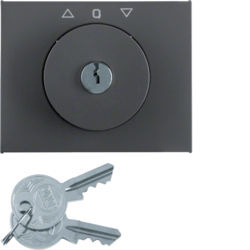 BERKER - 1079710600 - K.1/K.5 - int.rot.chave estores, antr mt 23