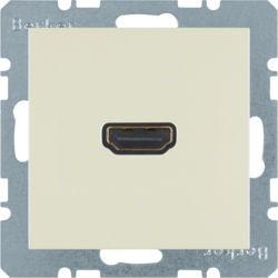 BERKER - 3315428982 - S.1/B.x - tomada HDMI, creme 23