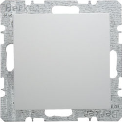 BERKER - 6710098989 - S.1/B.x - espelho cego, branco 23