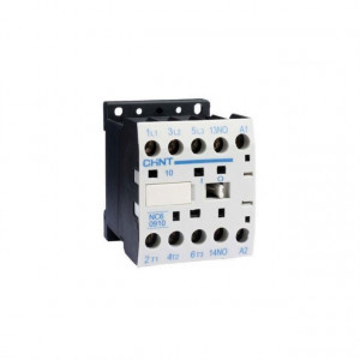 CHINT - CONTACTOR TRIPOLAR MINI 20AC1/9AC3 1NO 400VAC NC63910400VAC