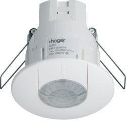EE815 - Detector pres. 360º encastr. HAGER EAN:3250617579193