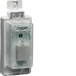 EEN003W - Sonda crepuscular saliente RF HAGER EAN:3250617579896