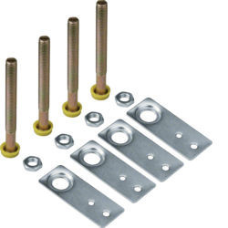 EKSNS120 - Niveladores para caixa EKSQ a:170-200 mm HAGER EAN:4012002245774