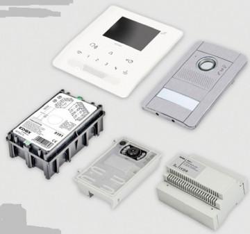ELVOX Kit videoporteiro - K7539G.01
