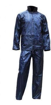 Equipamentos de Protecção - 6000 - Fato Impermeável Nylon Calça + Casaco M Azul Marinho