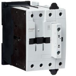 EVN080C - Contactor 4P 80A 230 V 50 Hz/240 V 60 Hz HAGER EAN:3250612236442