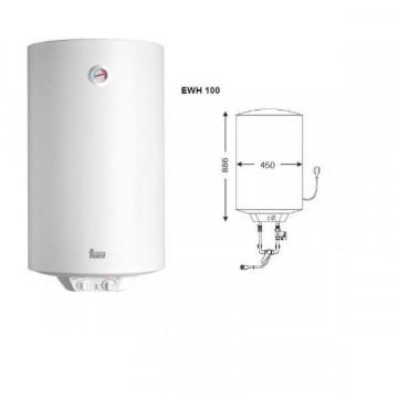 Grandes Electrodomésticos - 694 - Termoacumulador TEKA EWH 100 - 100 lts - 086.T.890338