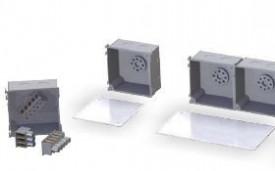 JSL Caixas Instalacao Interior Caixa de derivação agrupável sem tampa -