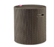 KETER 224126 NEVERA COOL STOOL. COLOR