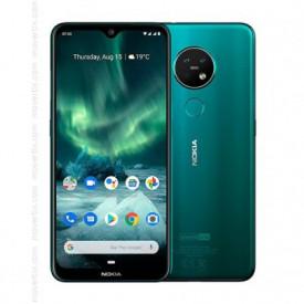 Nokia 7.2 Dual Sim 6GB RAM 128GB - Cyan Green EU