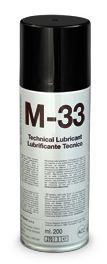 NR925-8129 LUBRIFICANTE TÉCNICO (200 ML) M-33
