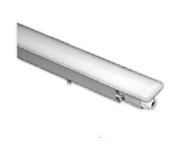 PLED65-12F060F - LUMINÁRIAS ESTANQUES LED IP65 12W 6500K ACRILICO FOSCO OMNIUM ELECTRIC