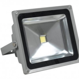 Projetor LED 4ª Geração MultiChip 50W Branco Neutro