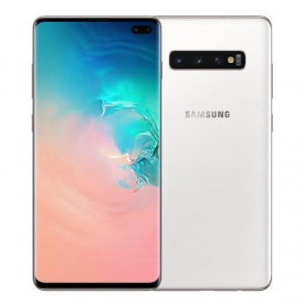 Samsung Galaxy S10+ G975F LTE Dual Sim 512GB - Ceramic White EU