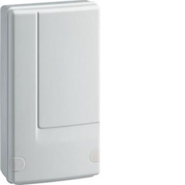 TRE400 - Módulo 1 entr. + 1 saída 10A RF KNX IP55 HAGER EAN:3250615989253