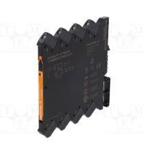 Weidmuller ACT20M-CI-CO-S - Conversor sinal/ isolador entrada 4…20mA, saída 4…20mA 1175980000