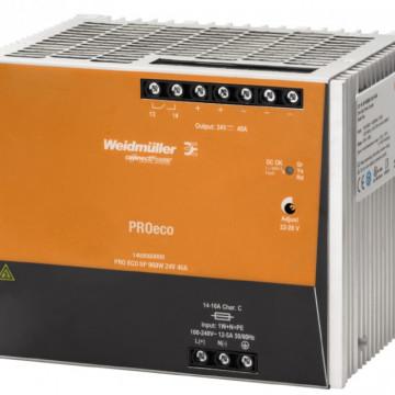 Weidmuller PRO ECO3 960W 24V 40A (trifásica) 1469560000