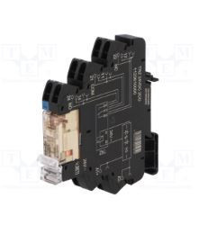Weidmuller TRZ 24VDC 2CO 1123610000