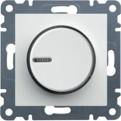 WL4010 - lumina 2 Var.rot. 60-600W directo, branc HAGER EAN:8694407000415