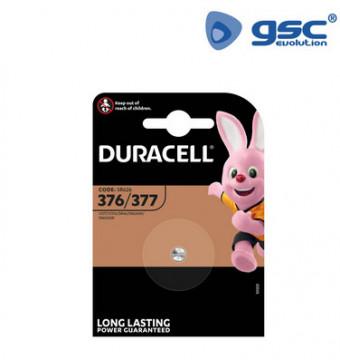 009000155 - Duracell 377 Blister 1 bateria de relógio 5000394063000