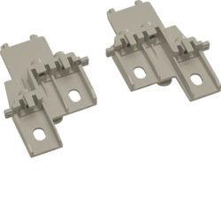 02 - VZ744 - 3250616667440 Adaptador p/ barram. lig. ráp. p/vector HAGER
