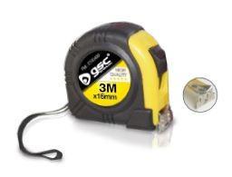 2100463 - 8436021944634 Borracha revestida com fita magnética - 25mm - 8M