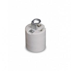 2200286 - 8436021942869 Suporte para lâmpada de cerâmica E27 White