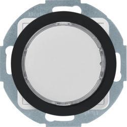 29532045 - R.x - Sinaliz. LED branco, preto BERKER EAN:4011334414605