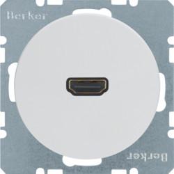 3315422089 - R.1/R.3 - tomada HDMI, branco BERKER EAN:4011334365440