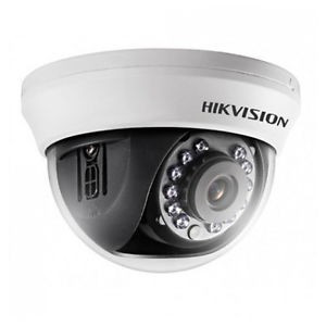 Analog - Analog HD TVI 4 in 1 - DS-2CE56D0T-IRMMF(3.6mm) 2MP Dome Indoor Fixed Lens