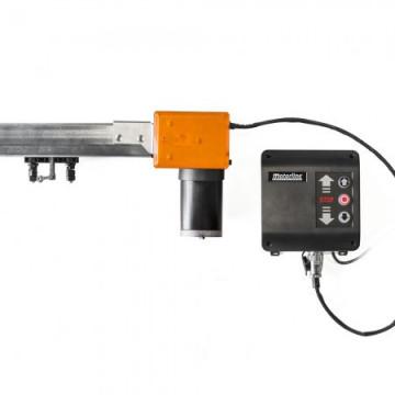 Automatismo Motorline para Portão de Fole até 30m² - KFM MOTORLINE