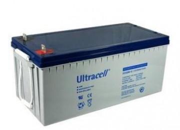 Bateria de Gel 12V 275Ah (522 x 268 x 220 mm) - Ultracell