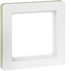 BERKER - 10116089C - Q.1 - quadro x1, branco config. 23