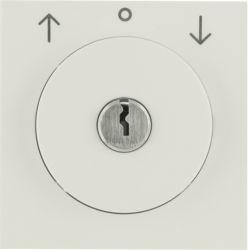BERKER - 1082898200 - S.1/B.x - int.rot. chave estores, creme 23