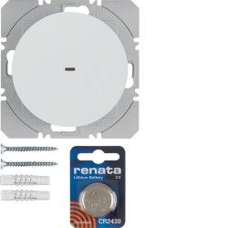 BERKER - 85655239 - R.1/R.3 - BP simples KNX RF, br 25