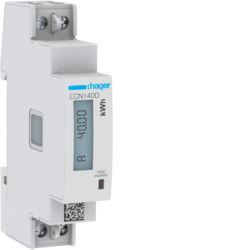 ECN140D - Cont. energia 1F 40A 1M HAGER EAN:3250612231355
