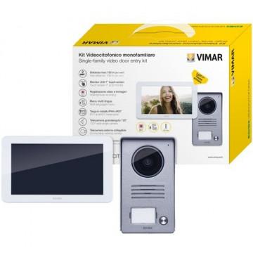 ELVOX Kit de videoporteiro monofamiliar - K40915