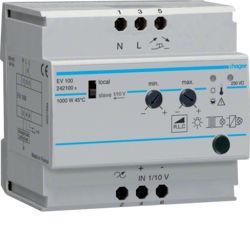 EV100 - Televariador universal 1000W HAGER EAN:3250612421008